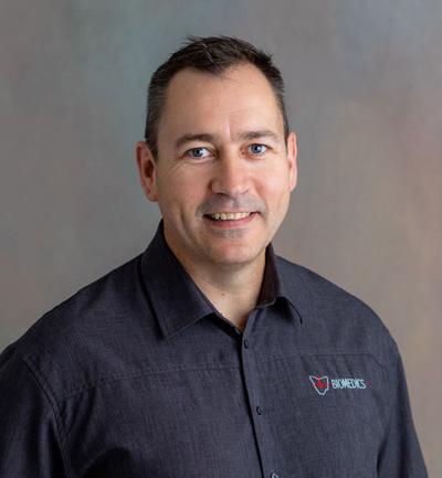 Rudie de Jongh - Director at Biomedics Tasmania